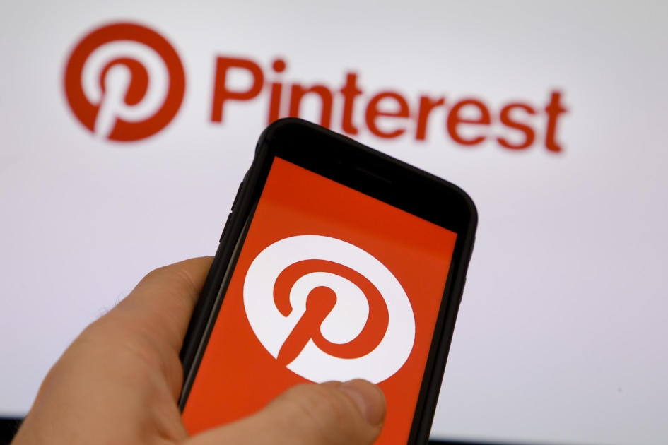 Pinterest's moderation doesn't catch some abusive and false material 1