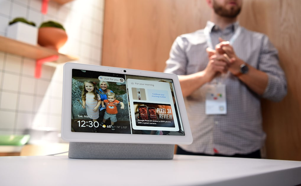 Netflix comes to Google's Nest Hub devices – Engadget