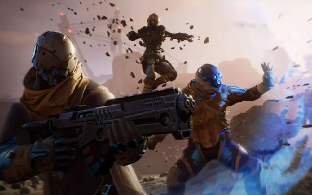 'Outriders' video shows off its RPG shooter gameplay 1
