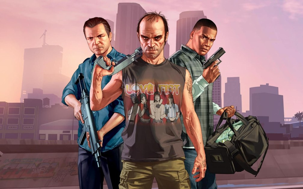 Live-Action Grand Theft Auto Movie based on GTA V Game