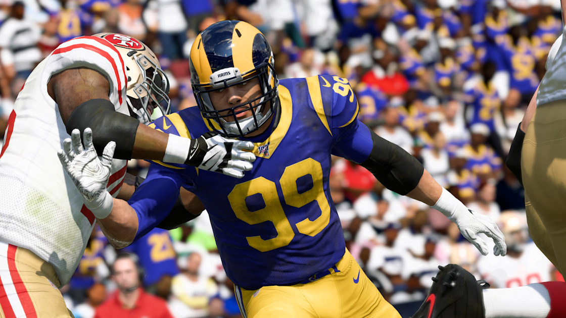 EA can make Madden games until 2026 after renewing its NFL deal 1