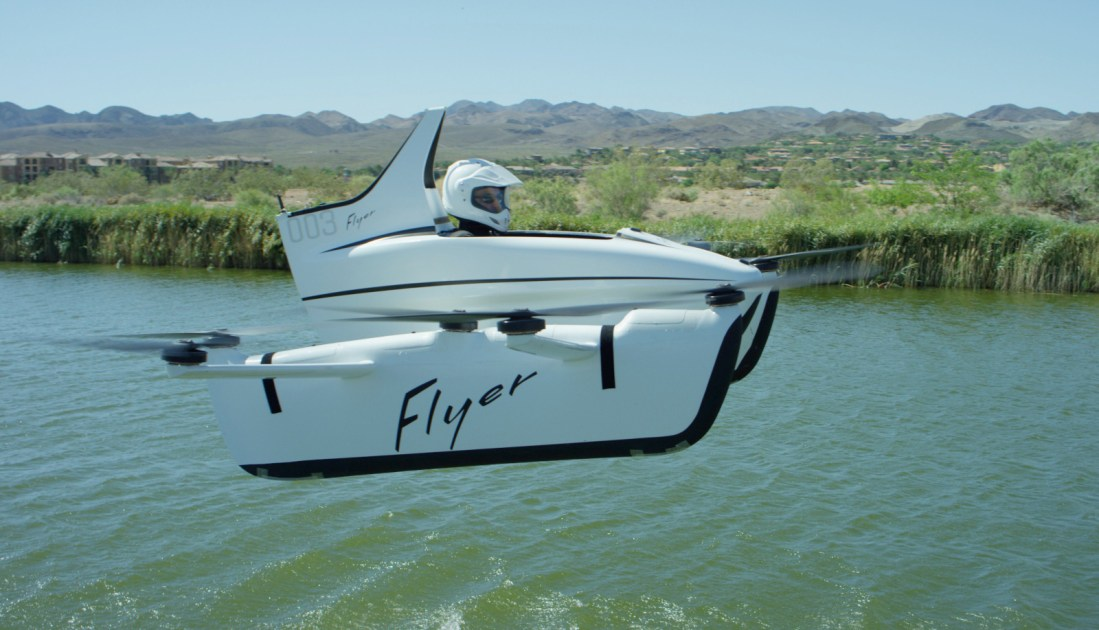 Kitty Hawk moves on from its original flying car project 1