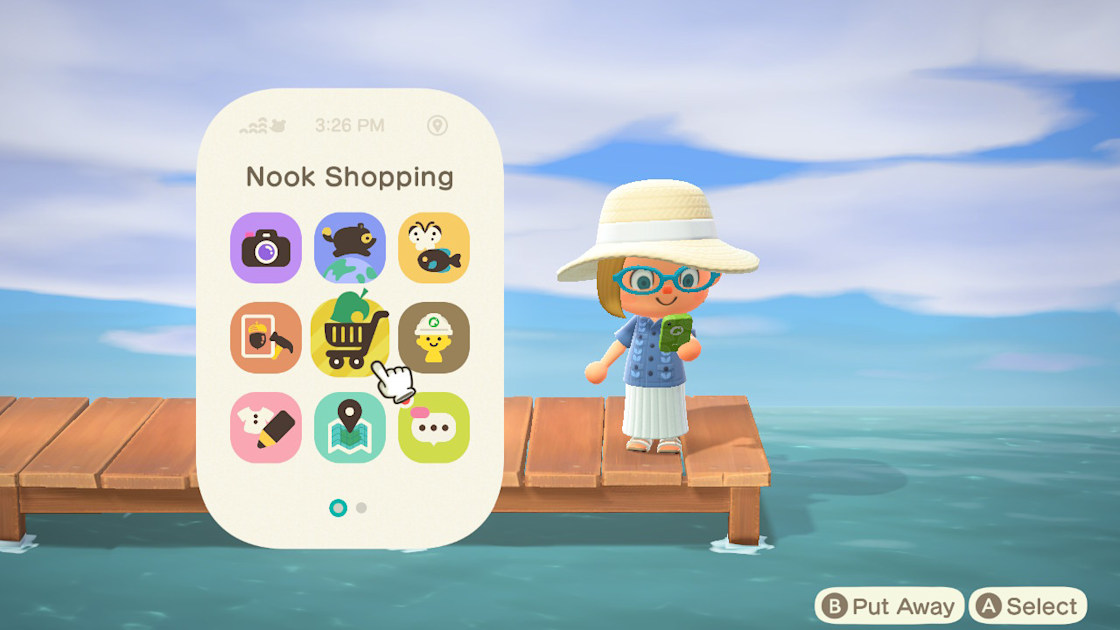 Animal Crossing fans get real about the fictional NookPhone – Engadget