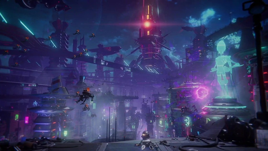 Ratchet Clank Rift Apart Is An Interdimensional Adventure For