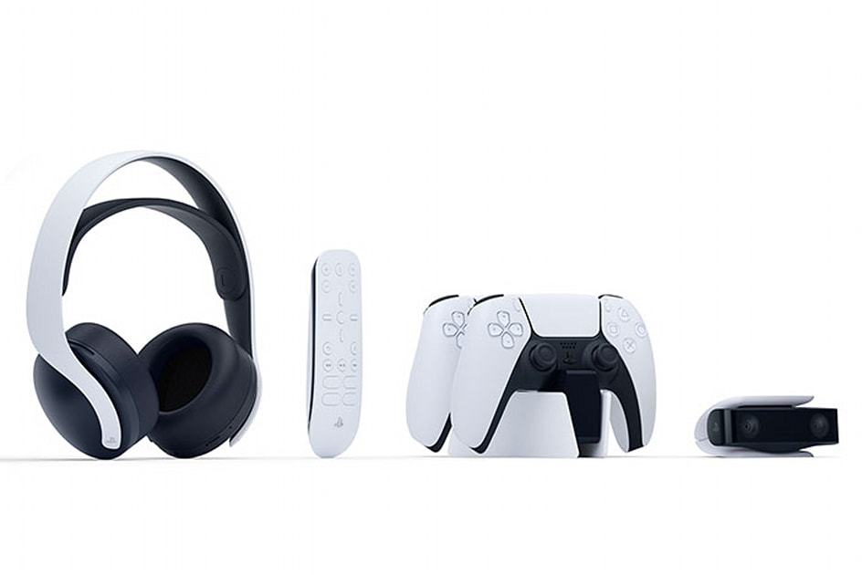 PlayStation 5 accessories include a camera and '3D' headphones | Engadget