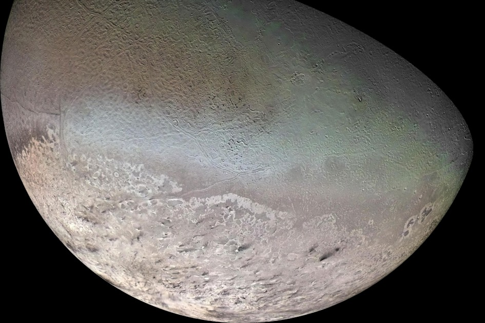 Potential NASA mission would explore Neptune's moon Triton