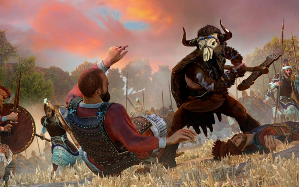 'Total War Saga: Troy' will initially be free on the Epic Games Store