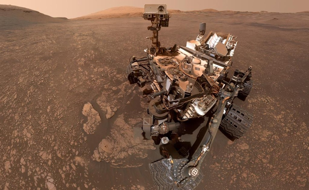 The Morning After: NASA's Curiosity rover plots a 'road trip' on Mars - Engadget