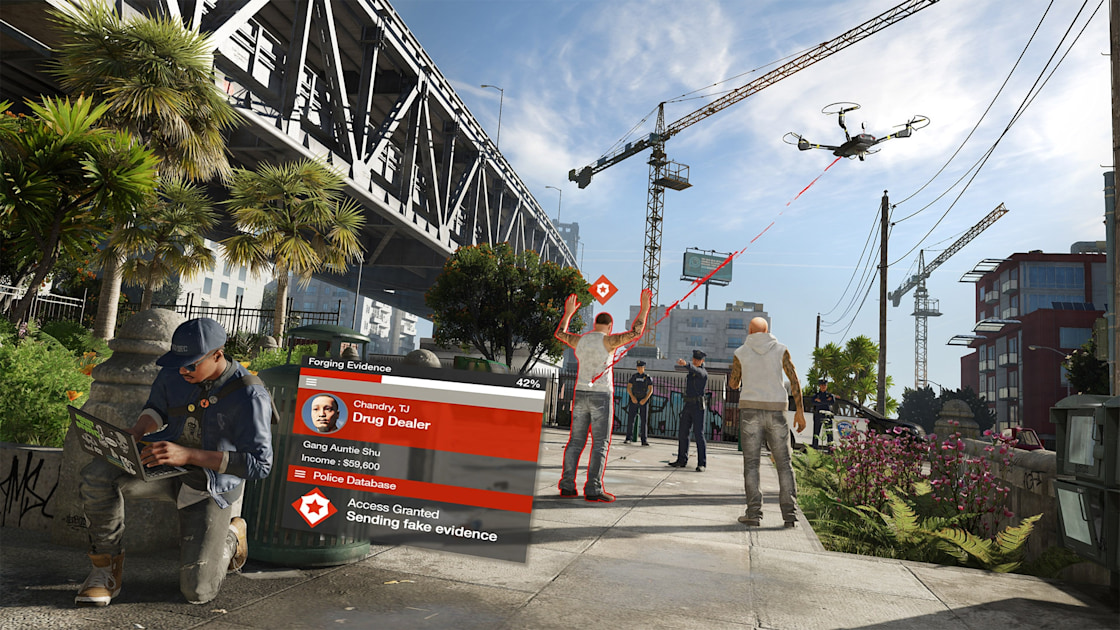 Ubisoft is giving away 'Watch Dogs 2' on PC this weekend | Engadget