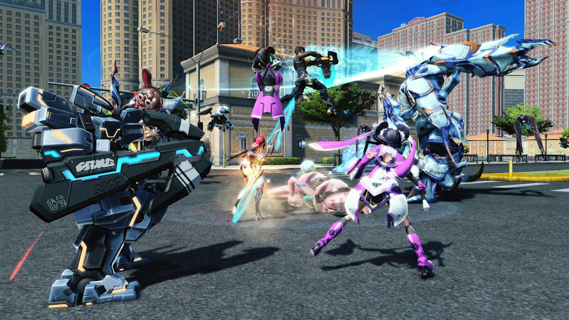 'Phantasy Star Online 2' heads to Steam August 5th 1