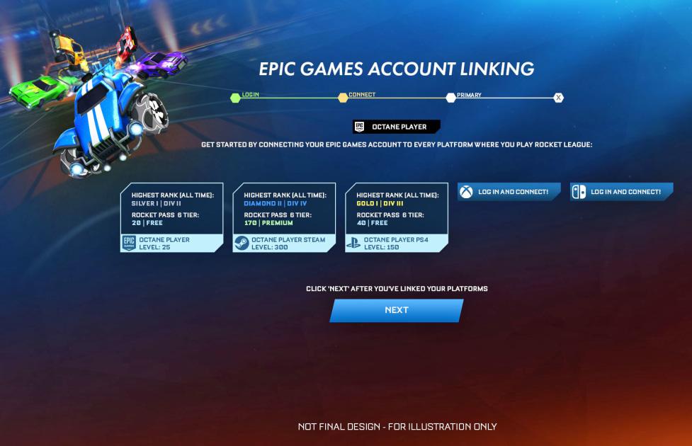 Here S How Cross Platform Rocket League Play Will Work Engadget
