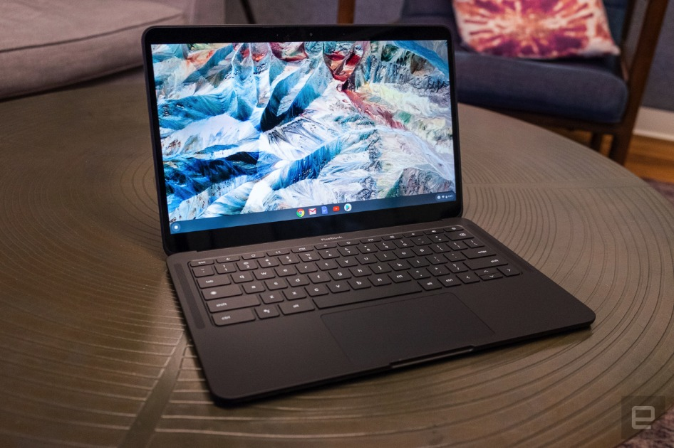 Chromebook users get three free months of Stadia Pro – Engadget