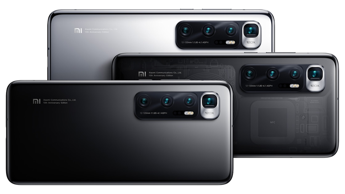 Xiaomi's Mi 10 Ultra promises an absurd 120x hybrid zoom – Engadget