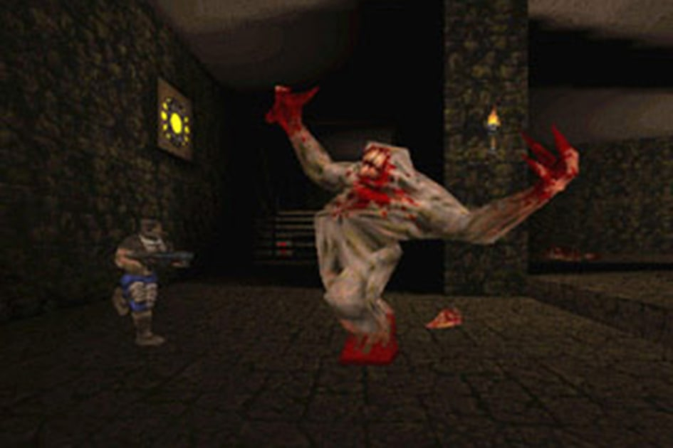The rare arcade version of 'Quake' is now playable on PC – Engadget