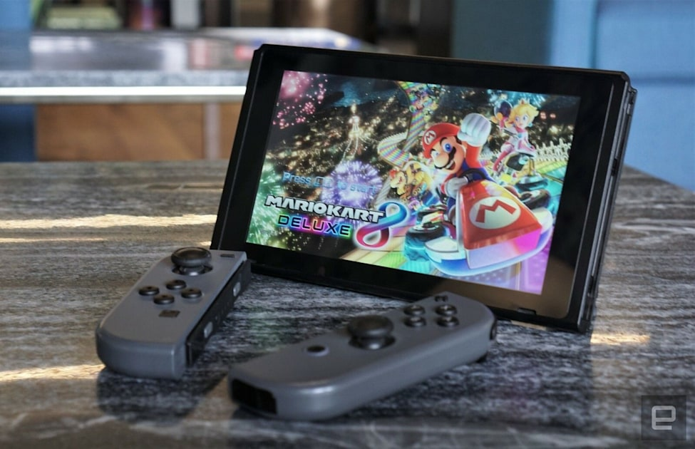 Nintendo is bringing the Switch to Brazil at last 1