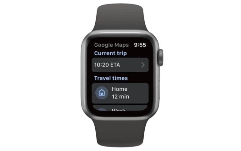 Google Maps is finally back on Apple Watch