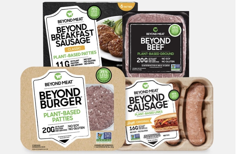 Beyond Meat starts direct sales of its plant-based patties and sausages