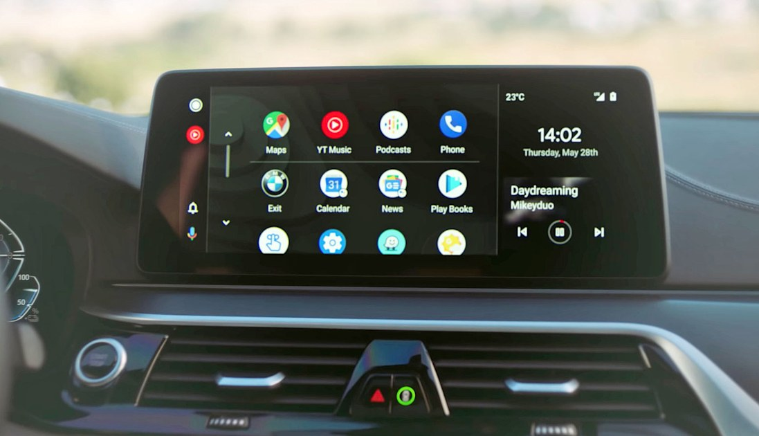 Android 11 will offer wireless Android Auto features on most phones – Engadget