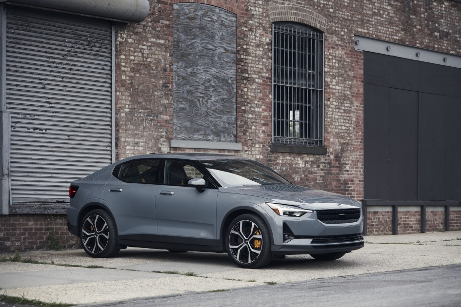 Polestar 2 first drive: a sporty EV with Android Automotive inside – Engadget