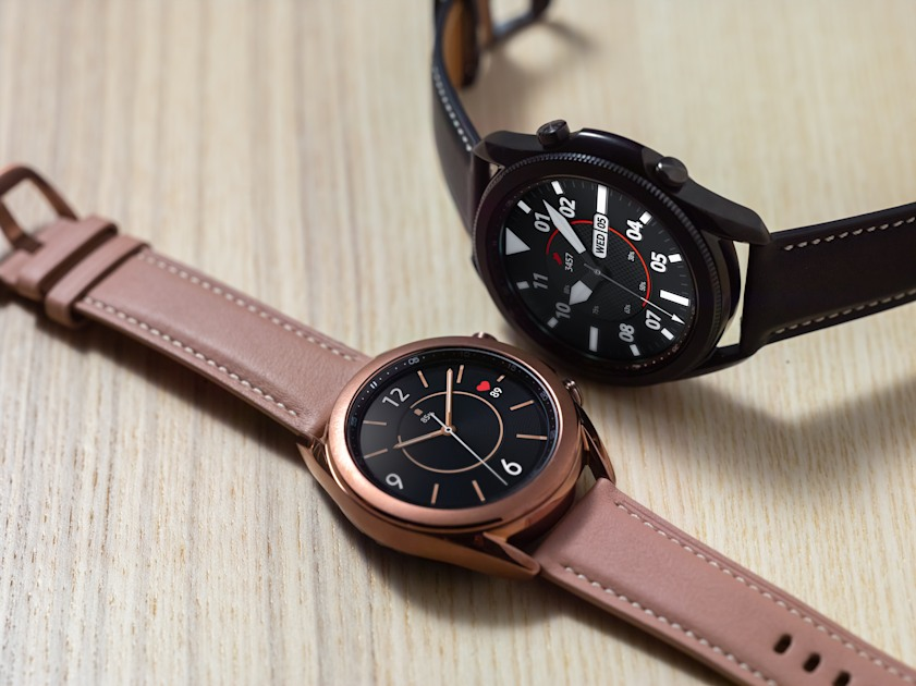 Samsung's Galaxy Watch 3 adds Apple Watch-like features