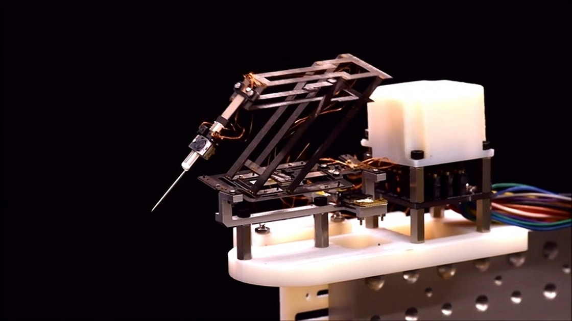 Harvard and Sony built a tiny surgery robot inspired by origami 1