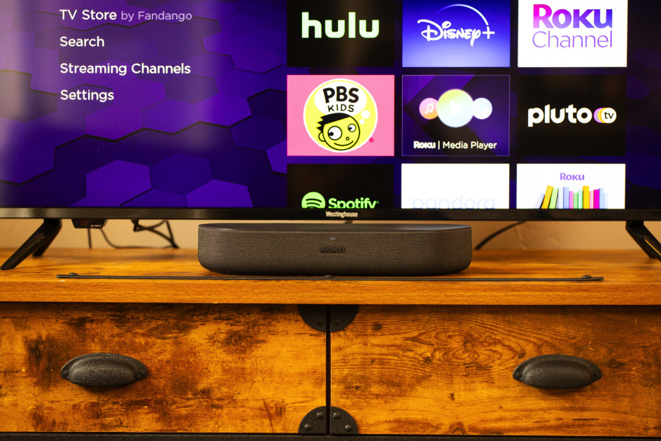 Roku's new $129 soundbar offers Dolby Audio and 4K streaming – Engadget