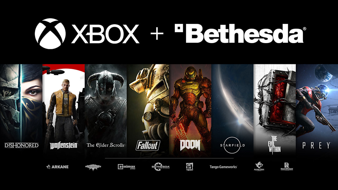 Microsoft is buying Bethesda, id, Arkane and more studios