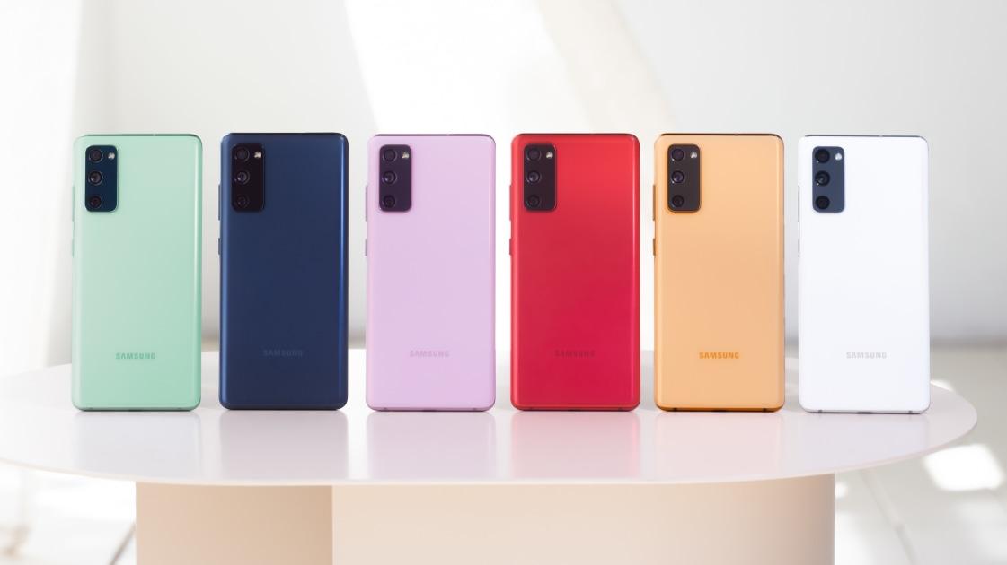 Samsung's new Galaxy S20 FE is already $100 off