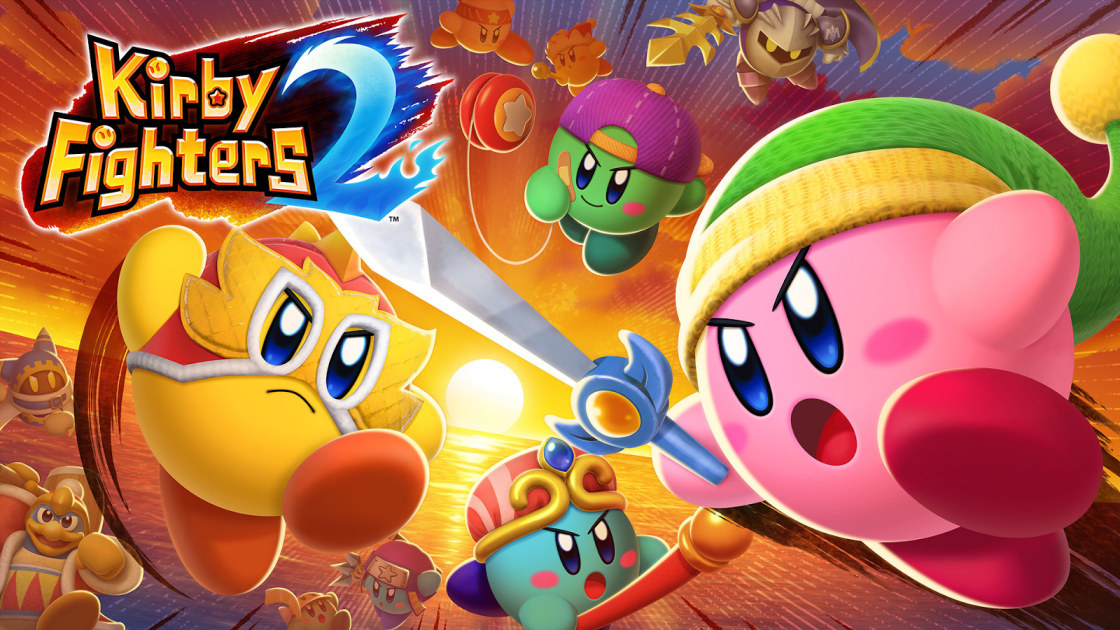 Nintendo just surprised Switch owners by releasing 'Kirby Fighters 2'