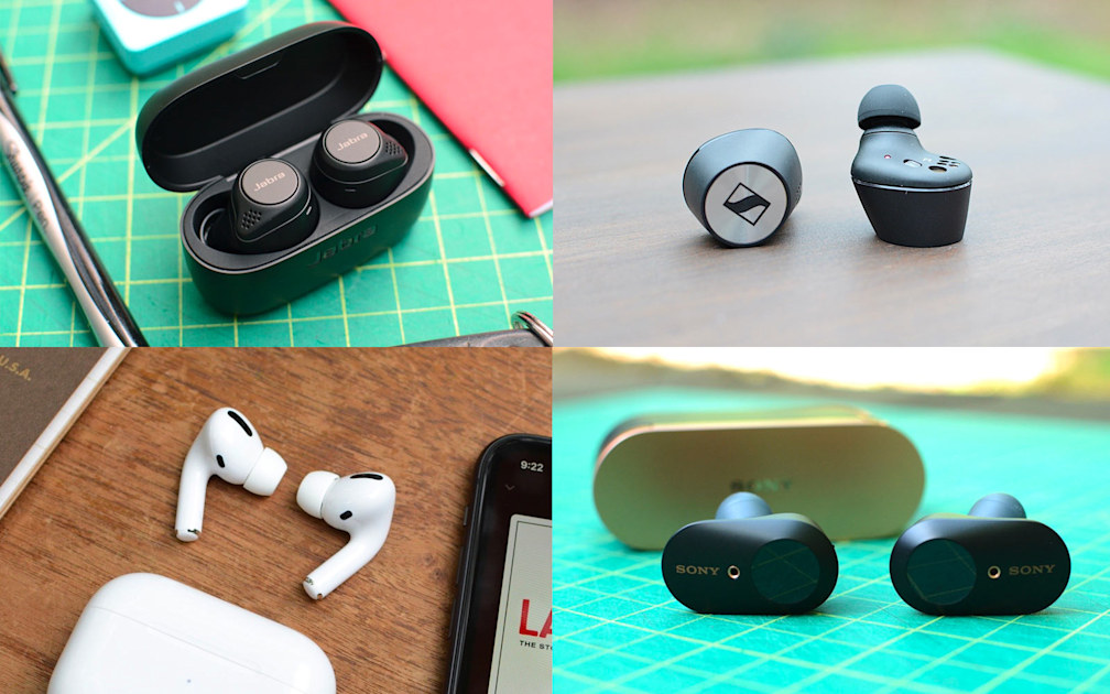 The best wireless earbuds you can buy in 2020
