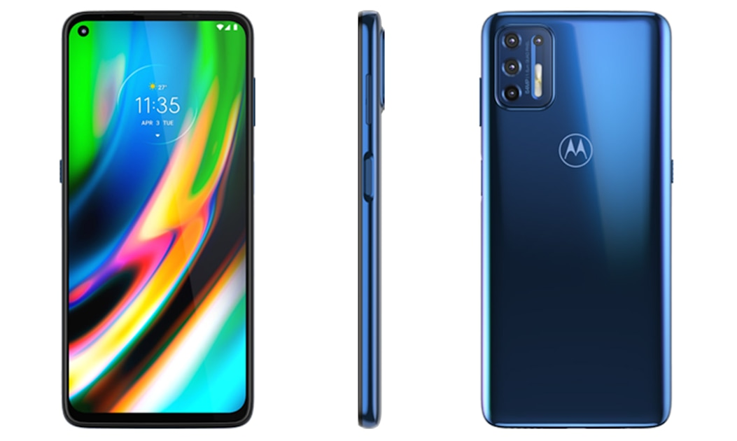 Motorola's budget G9 Plus leaks with a 64-megapixel camera and big battery – Engadget