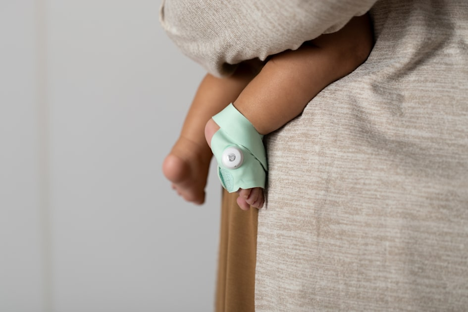 Owlet's new baby smart sock is finicky yet adorable (like my twins)