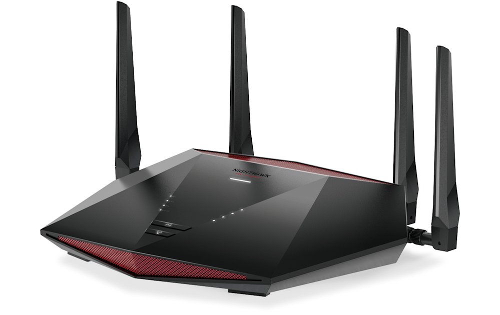 The star of Netgear's first WiFi 6 gaming router is its software