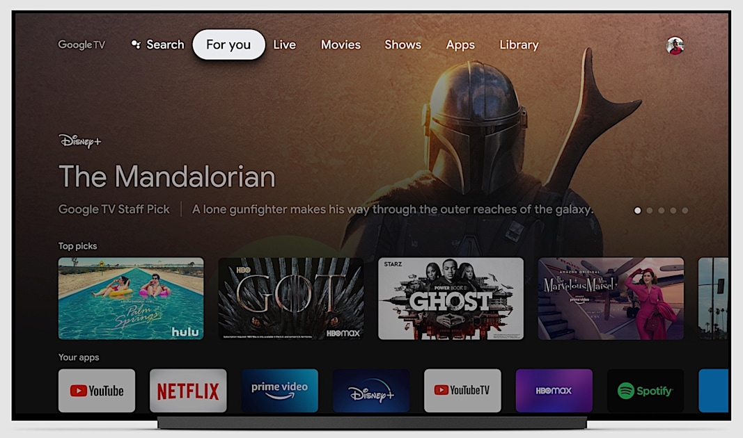 Google TV is back, and it runs on Android TV