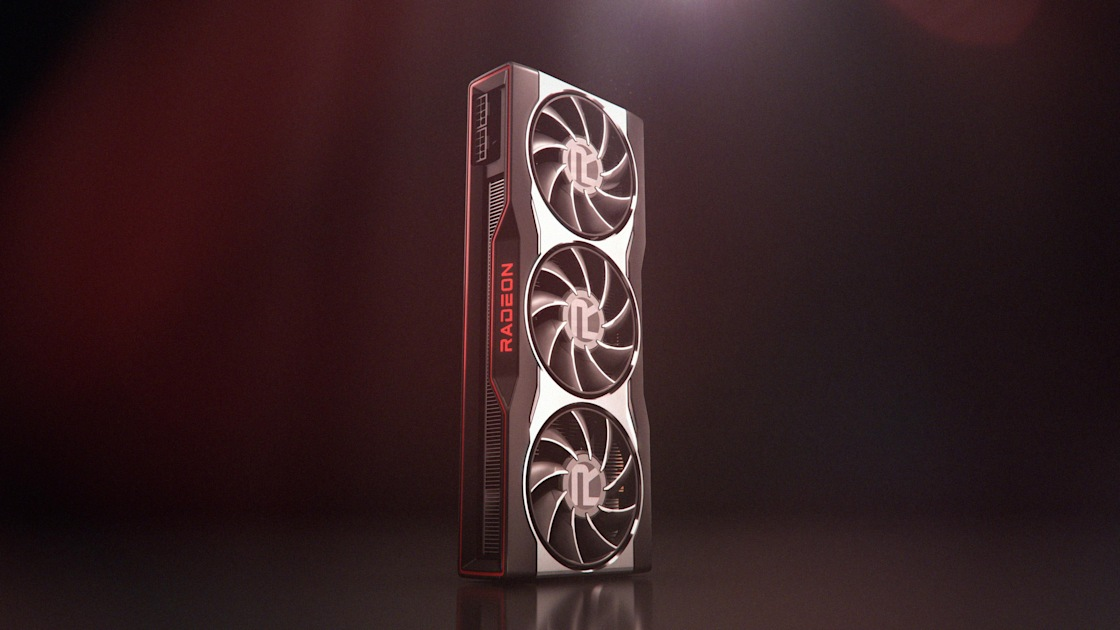 AMD's Radeon RX 6000 reference card ditches the noisy blower