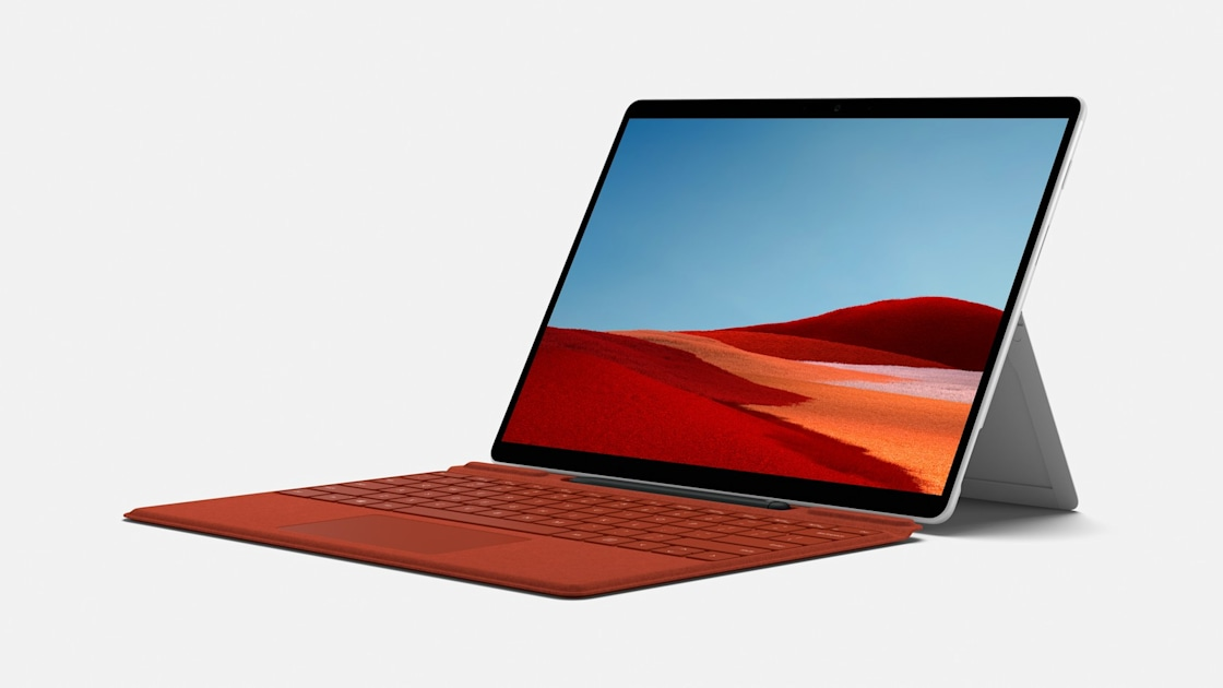 Microsoft updates the Surface Pro X with a new processor option – Engadget