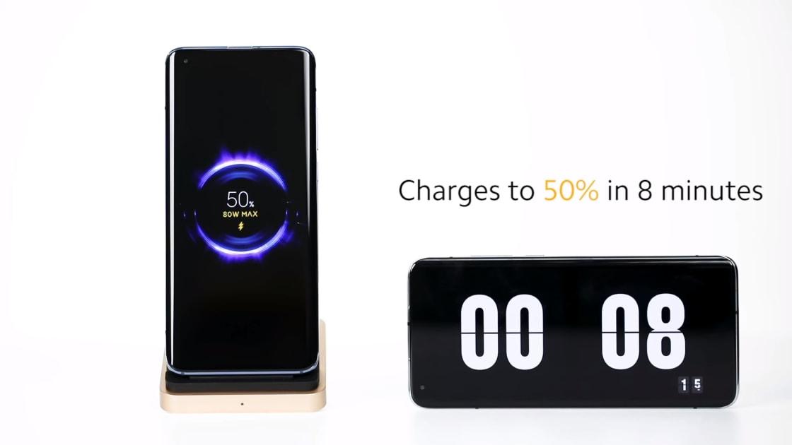 Xiaomi demonstrates an 80 watt wireless charger in action – Engadget