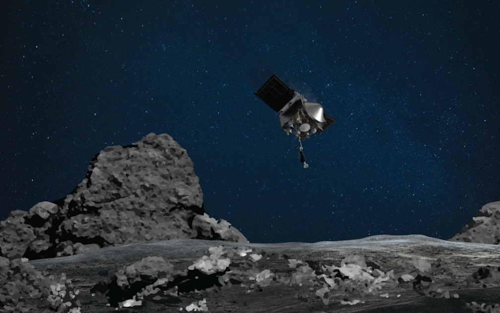 Watch NASA's OSIRIS-REx try to collect an asteroid sample at 5PM ET – Engadget