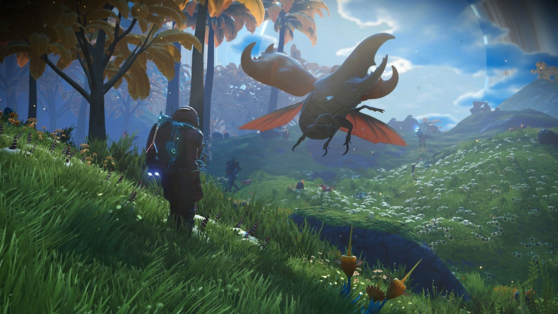 'No Man's Sky' will be available for PS5 and Xbox Series X at launch - Engadget