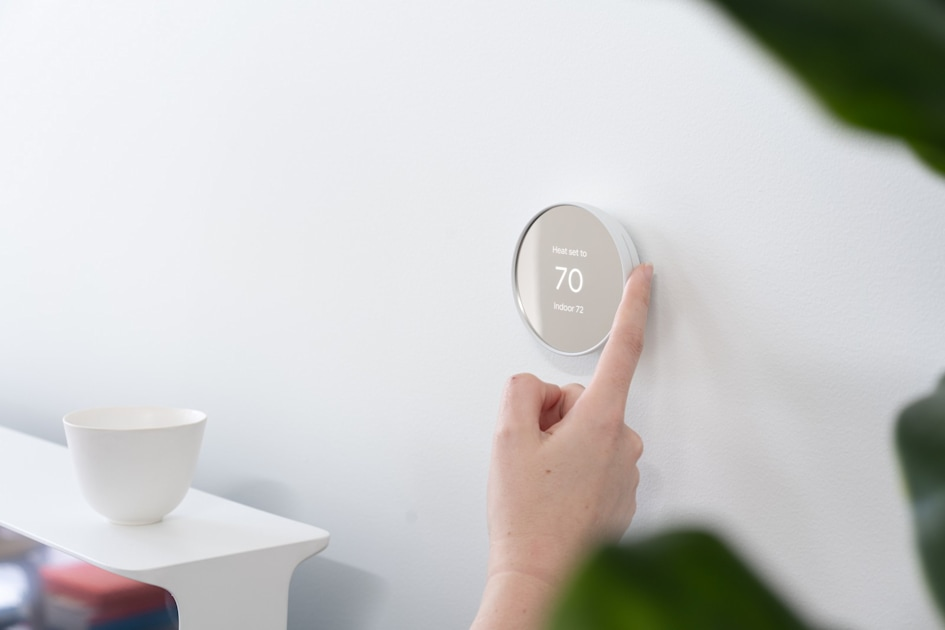 Google's $130 Nest Thermostat features an all-new touch-based design – Engadget