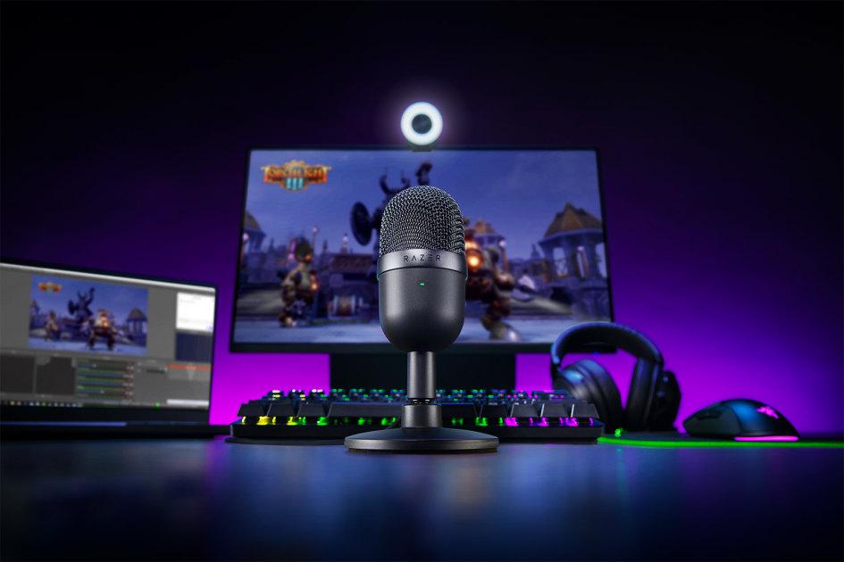 Razer's $50 Seiren Mini microphone is ready for aspiring streamers – Engadget