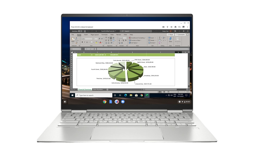 Parallels brings Windows 10 to Chromebooks – Engadget