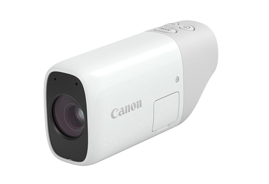 Canon's pocket-sized PowerShot Zoom is part camera, part nature gazer