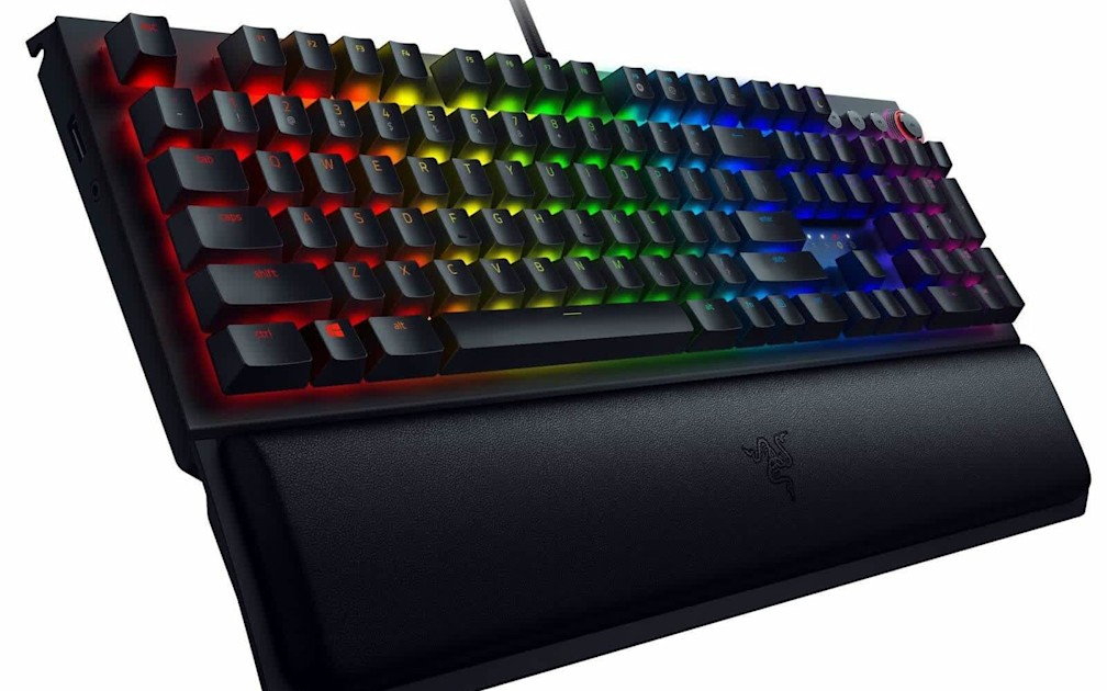 Razer's BlackWidow Elite drops to an all-time low of $90 for Prime Day – Engadget