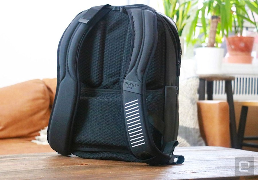 The Morning After: Google and Samsonite team up on a smart backpack – Engadget