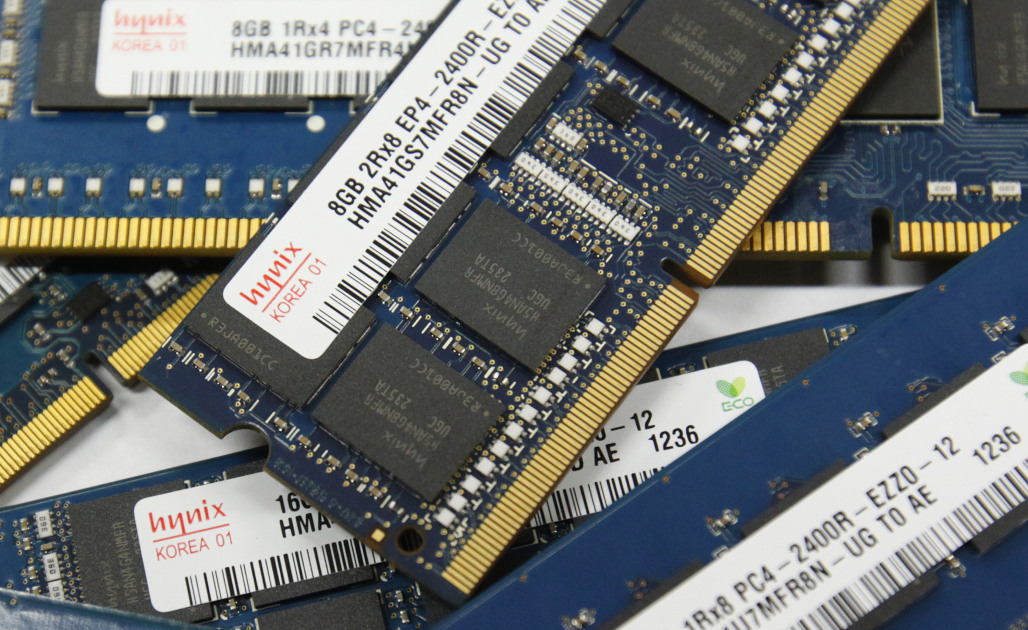 Intel sells its NAND flash memory business to SK Hynix for $9 billion – Engadget