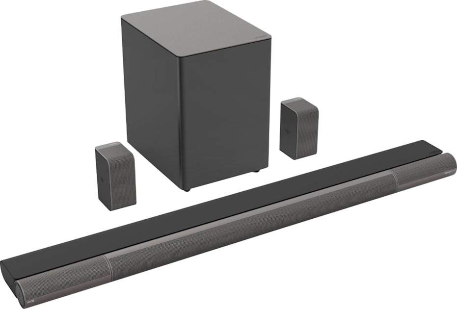 Vizio's rotating Dolby Atmos soundbar is now available for $1,000