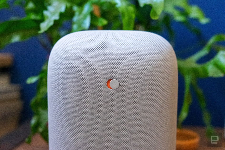 Google Assistant can now play Spotify podcasts on your Nest speakers