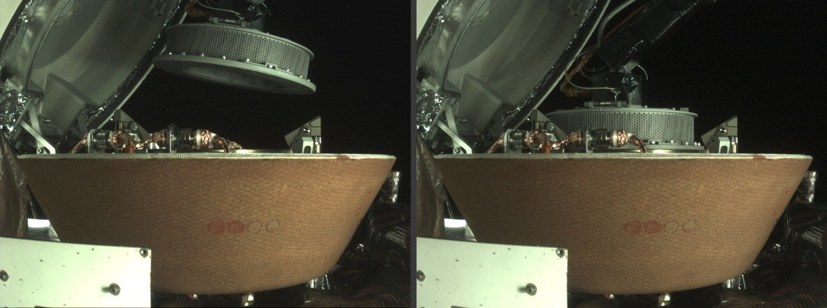 NASA confirms OSIRIS-REx has secured its asteroid sample