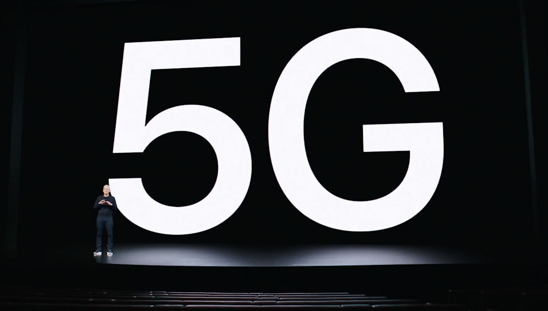 Verizon is rolling out its 'nationwide' 5G network with iPhone 12  image